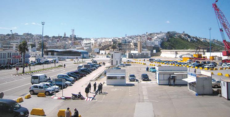 Reprise  du trafic maritime entre les ports Tanger-ville et Tarifa