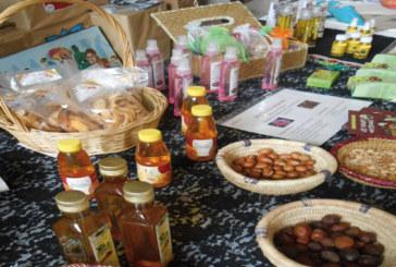 Al-Hoceima abrite la 8ème édition des journées de commercialisation des produits du terroir