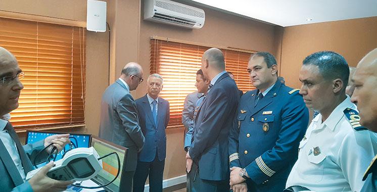 Sûreté de l'aviation civile : Le Maroc et le Royaume-Uni conjuguent leurs efforts