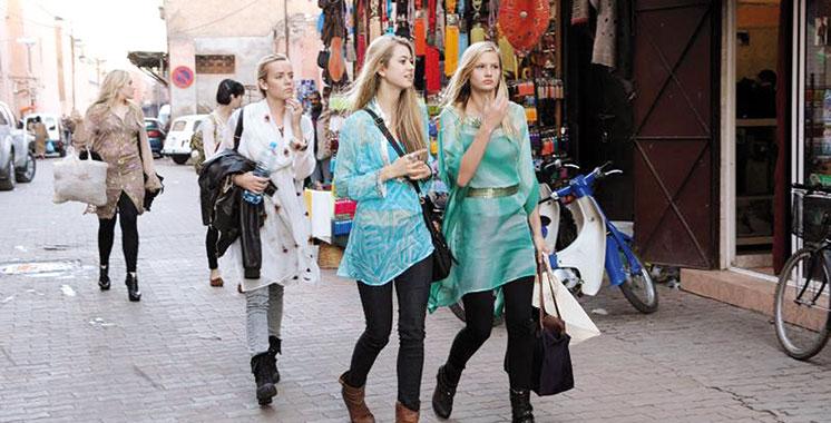 Marrakech : Plus de 2 millions de touristes en 2017