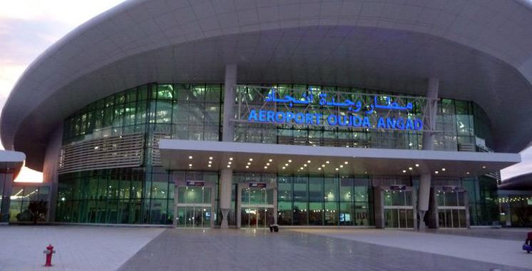 Nombre record de vols charters à destination d'Oujda au départ de Porto en juin