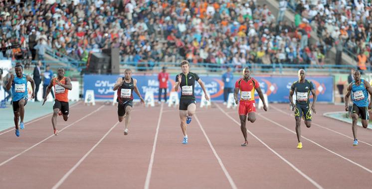 Meeting international Mohammed VI d'athlétisme de Rabat : 46 médaillés olympiques au rendez-vous