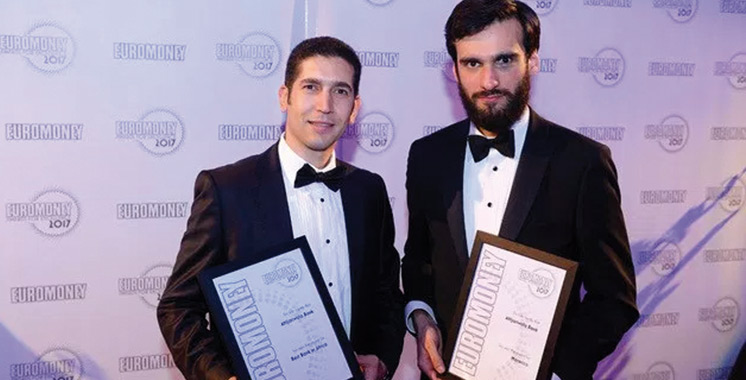 Attijariwafa bank remporte trois prix de l'Euromoney