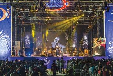Le Festival des plages Maroc Telecom touche à sa fin