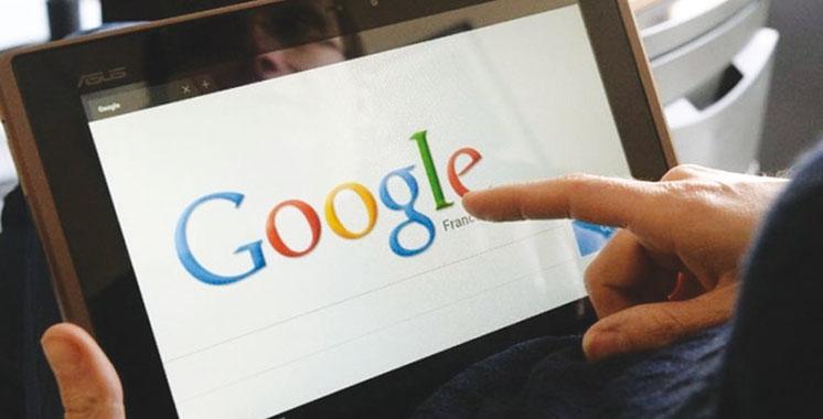 Google gagne une première manche contre le fisc