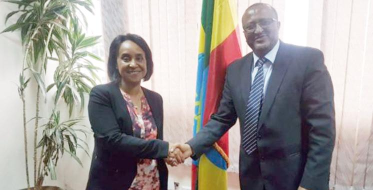 Les ''auditeurs'' marocains reçus à Dar Es Salam — Tanzanie