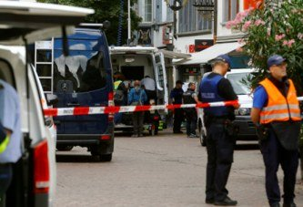 Suisse: au moins cinq blessés par un homme armé d'une tronçonneuse