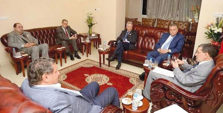 Les partis de la majorités soutiennent l'interdiction de manifester — Al Hoceima