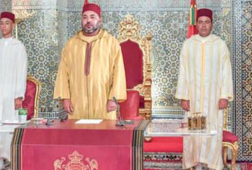 Politique africaine du Maroc : Pédagogie royale