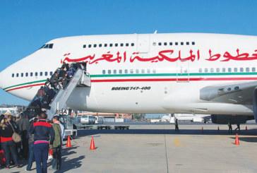 CIV-Maroc : un total de 20 avions ont été mobilisés pour le match