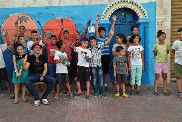 Casablanca : Des fresques murales garnissent  désormais le quartier Al Baladia