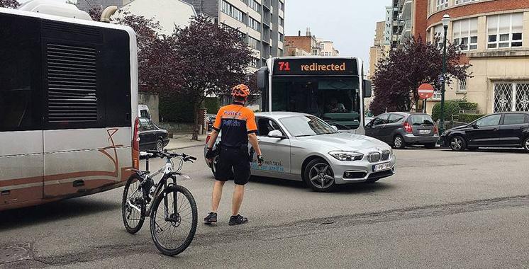 Belgique : 8000 euros d'amende pour un stationnement interdit à Bruxelles
