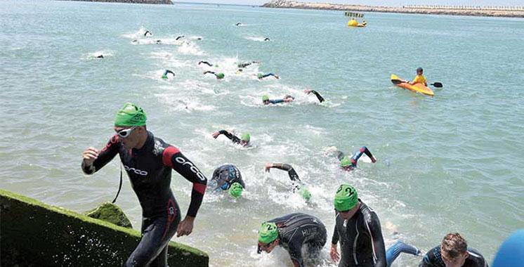 Triathlon : Nador abrite la première édition de la Coupe du Trône