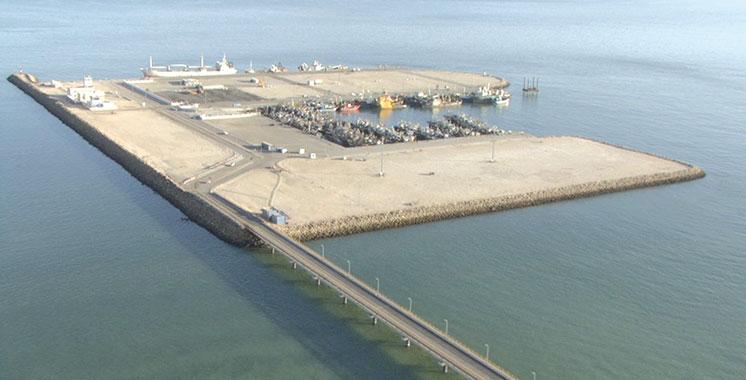 Dakhla : Le nouveau port de Mhiriz opérationnel à l'été 2018