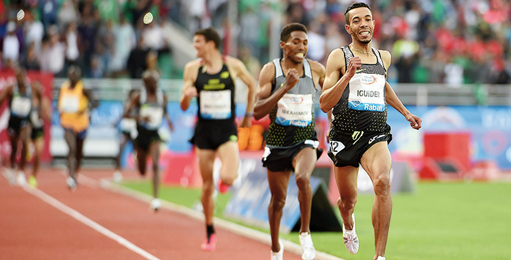 Championnats du monde d'athlétisme à Londres: 15 athlètes marocains en lice