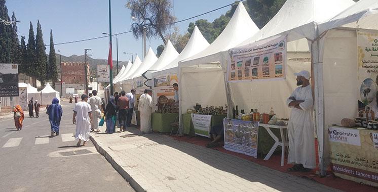 Agadir-Ida Outanane : Le miel en fête
