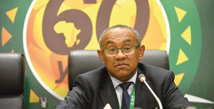 Promotion du football féminin : Le président de la CAF plaide pour un engagement formel
