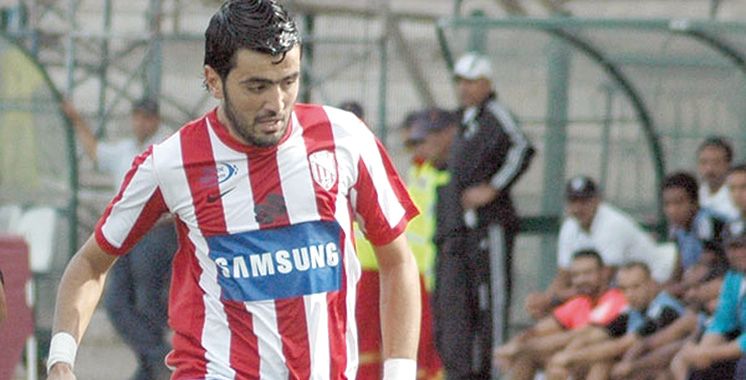 Football : Ahmed Jahouh (FUS) prêté au club indien de FC Goa