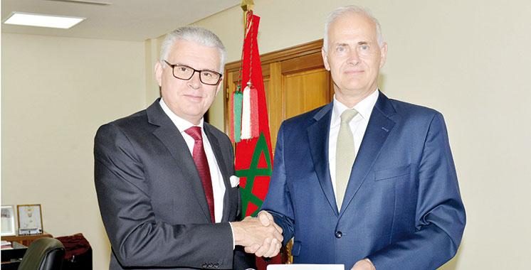 Un nouvel ambassadeur d'Allemagne au Maroc