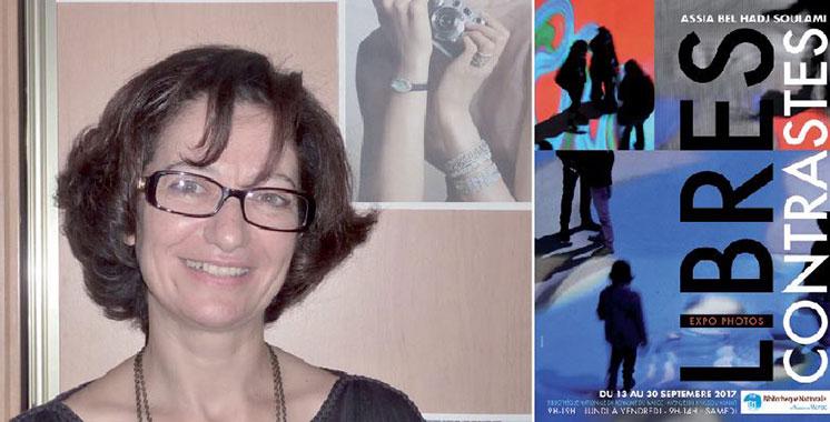 Assia Bel Hadj Soulami révèle ses photos contrastées en toute liberté