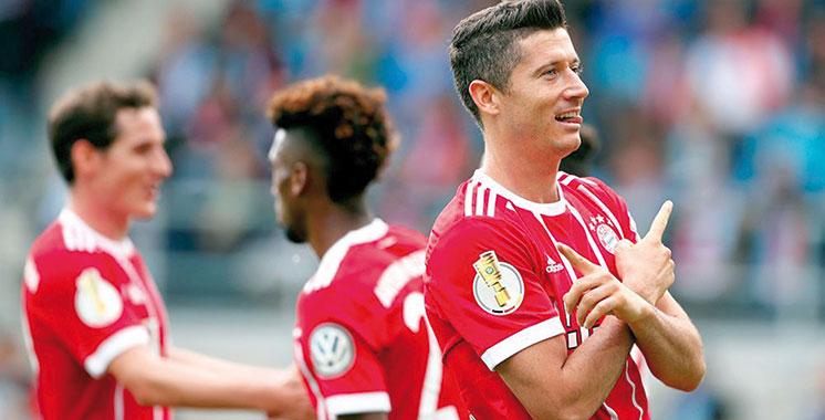 Allemagne: Le Bayern donne le coup d'envoi de la Bundesliga