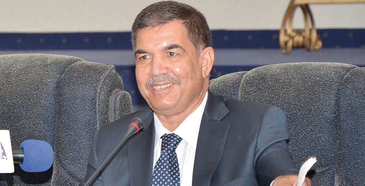 Développement des zones oasiennes  et de l'arganier : Brahim Hafidi fait le point