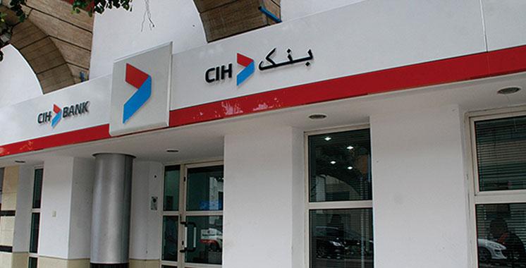 CIH Bank s'attend à un repli de 30% de son RNPG au 1er semestre 2017