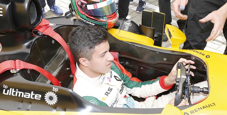 Championnat NEC Formule Renault 2.0 : Le Marocain Michael Benyahia intègre le Top 3
