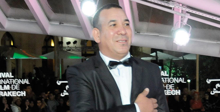 Driss Roukhe : «J'ai des projets plein  la tête»