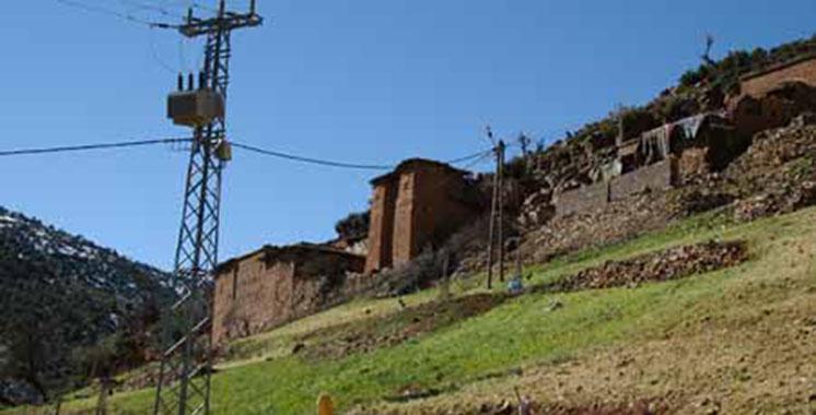 Sefrou : Le taux d'électrification rurale s'élève à 96,7%