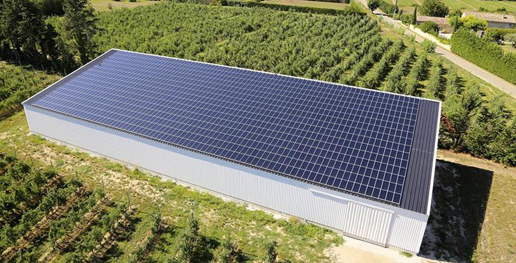 Quelque 100.000 ha ciblés par la promotion de l'usage de l'énergie solaire en agriculture