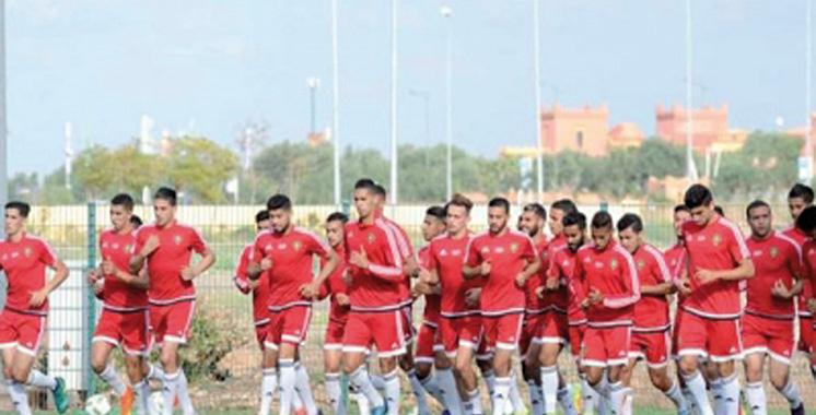 Préparation aux éliminatoires du CHAN : Victoire du Maroc face à la Libye