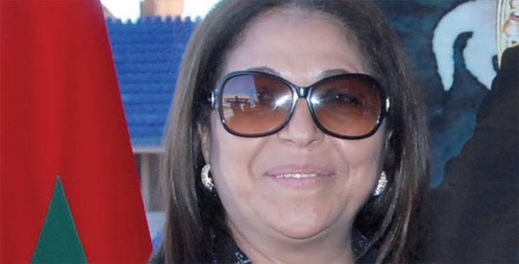 Hommage : Fadila Benmoussa honorée au 11e Festival international du film de femmes de Salé