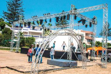La 2e édition démarre ce mardi : Enfin un parrain pour le Festival  ciné plage de Harhoura