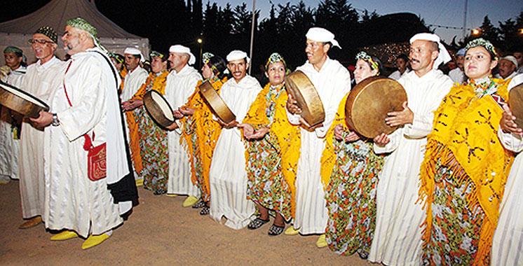 12ème Festival national d'Ayt Warayn à Taza