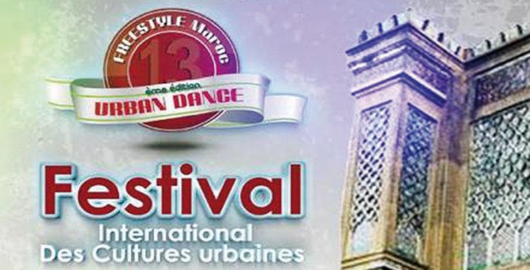Festival international des cultures urbaines à Meknès : Plus de 800 artistes au rendez-vous