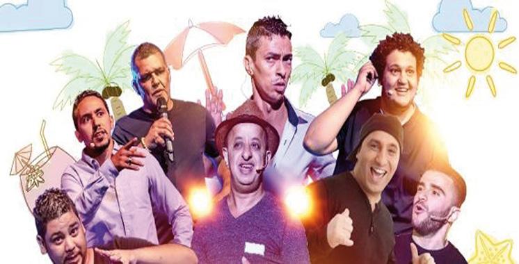Festival Marocains Rigolos à l'étranger : Coup d'envoi de la 3ème édition