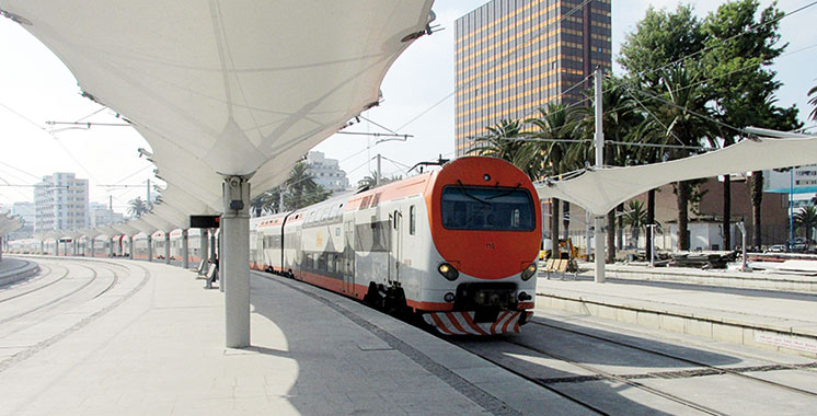 A cause de travaux exceptionnels : La gare de Casa-port sera fermée le 20 août à la circulation des trains