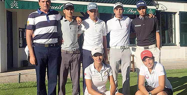Grand Prix de Pau de golf :  Excellentes performances des juniors marocains