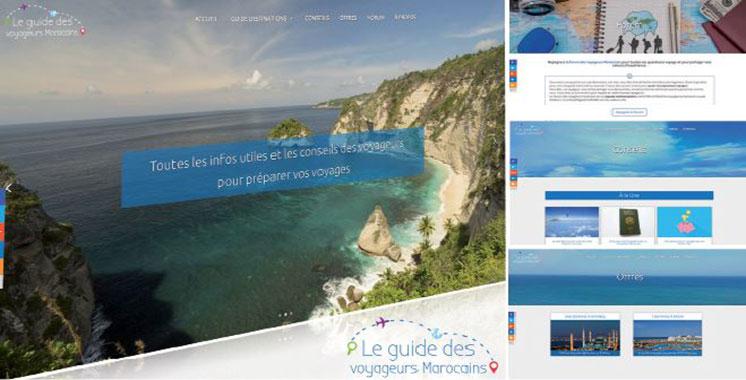 Guide des voyageurs marocains : L'info  voyage en un clic