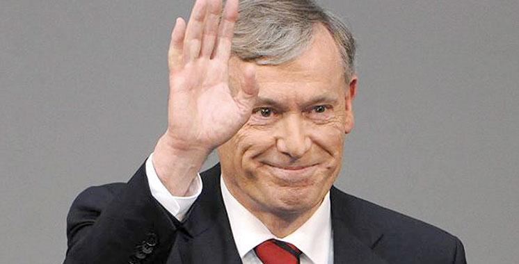 Qui est Horst Köhler, le successeur de Christopher Ross ?