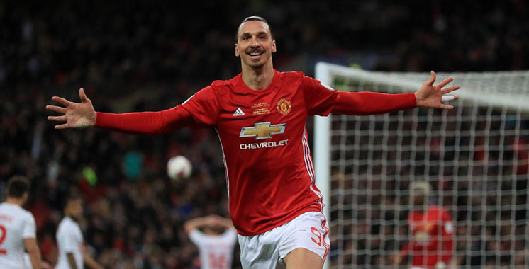 Manchester United : Ibrahimovic is back !