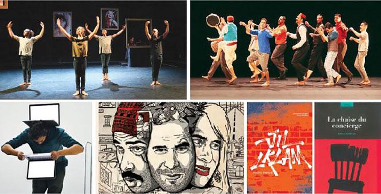 Rentrée culturelle de l'Institut français de Casablanca : Musique, théâtre, humour, danse, art plastique… au menu