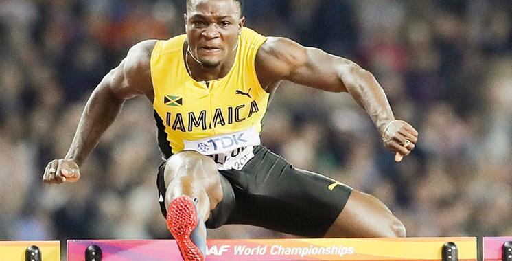 Mondiaux-2017 d'athlétisme : Jamaicain Omar McLeod