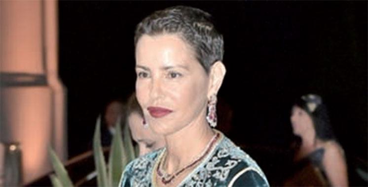 Anniversaire de SAR la Princesse Lalla Meryem