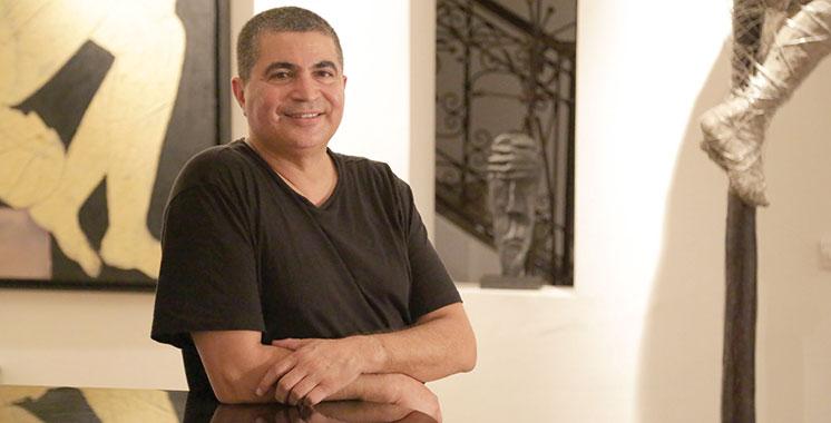 Des œuvres d'art d'artistes arabes, dont des Marocains, exposées à l'IMA