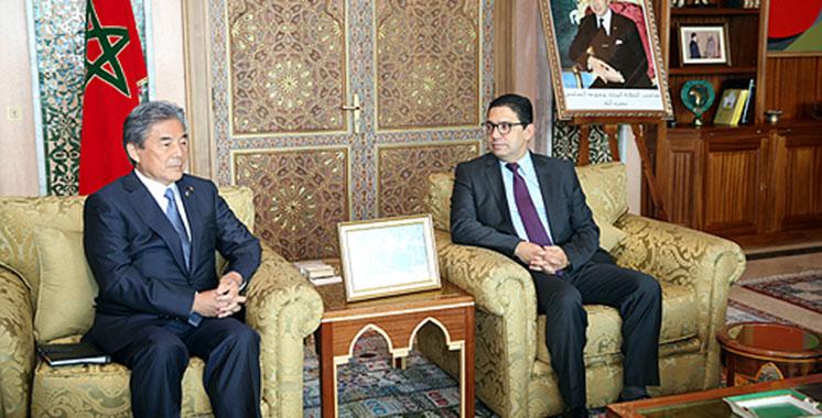 Maroc–Japon : Volonté commune de renforcer les relations bilatérales