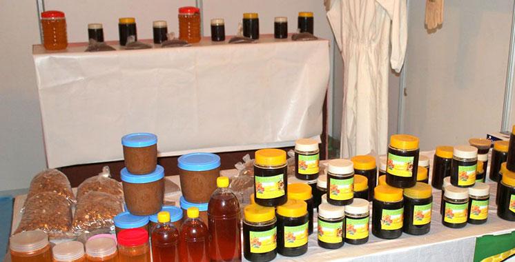 La région d'Ida Outanane à l'heure du festival du miel