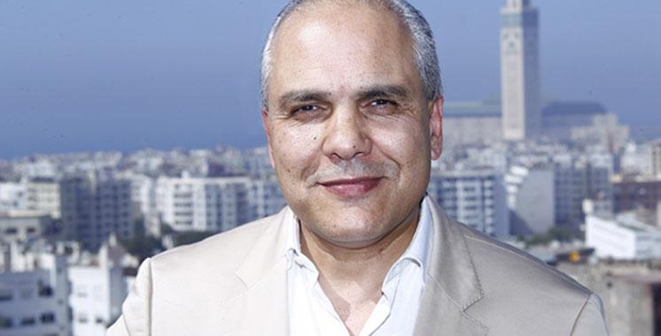 Média : Mostapha Mellouk élu membre de l'Académie Internationale des Arts et des Science de la télévision