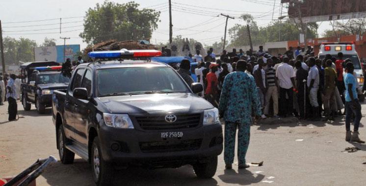 Nigeria : Cinq policiers blessés dans un attentat suicide dans le nord-est